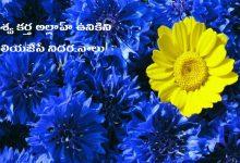 విశ్వ కర్త అల్లాహ్ ఉనికిని తెలియజేసే నిదర్శనాలు